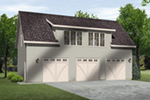 Building Plans Front of Home -  059D-6068 | House Plans and More