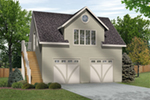 Building Plans Front of Home -  059D-6070 | House Plans and More
