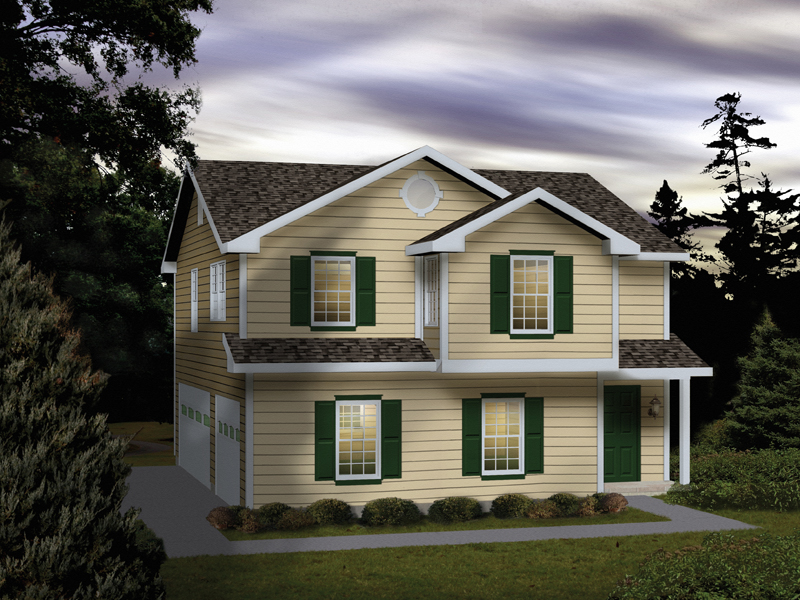 Lena Park 3-Car Garage Apartment Plan 059D-7507 | House ...