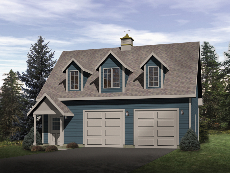Jodelle Two-Car Garage Apartment Plan 059D-7510 | House ...