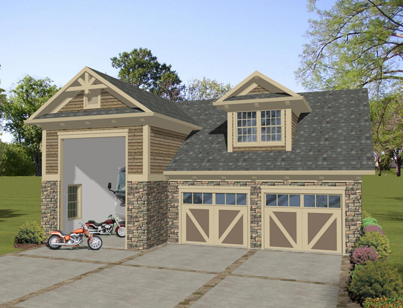 Building Plans Front of Home - 108D-7509 | House Plans and More