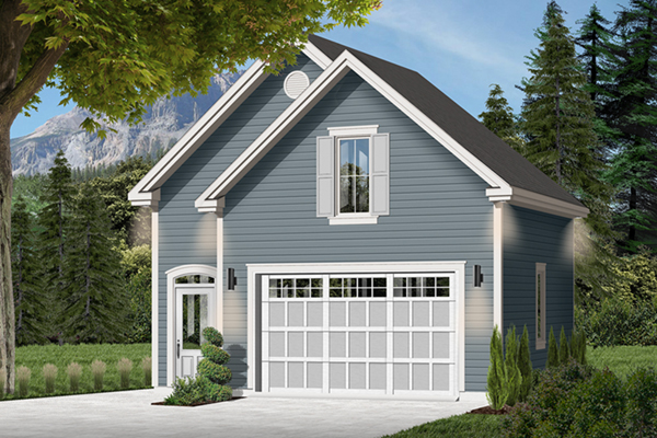 Marsha Charming One Car Garage Plan 113d 6009 House