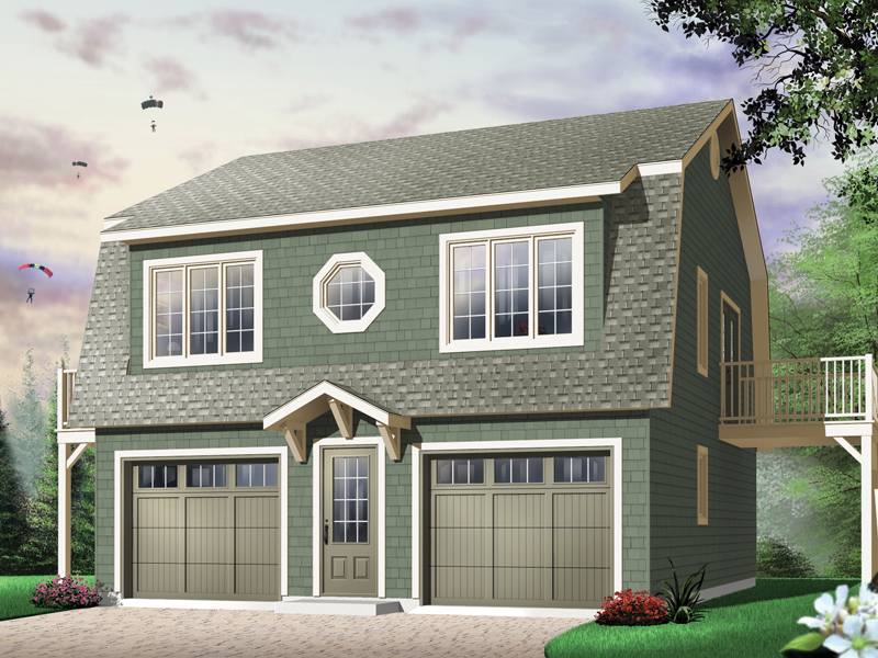 Juliet Two-Car Garage Apartment Plan 113D-7501 | House Plans ...