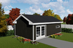 Building Plans Front Photo 02 -  165D-4500 | House Plans and More